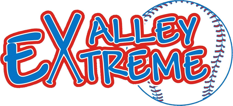 The Valley Extreme Girls Fastpitch Softball Logo